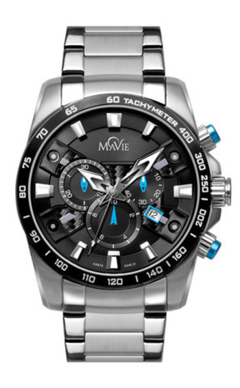 MaVie Equinox Chronograph Timepiece For Men