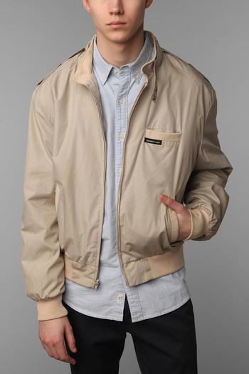 Urban Renewal Vintage Members Only Jacket - Urban Outfitters