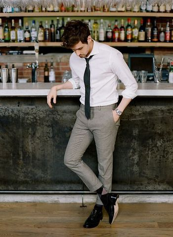 7 Must Have's In Every Man's Closet
