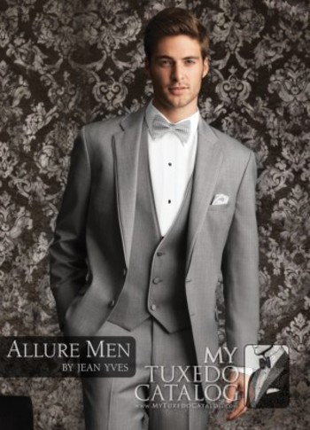 Heather Grey 'Twilight' Tuxedo