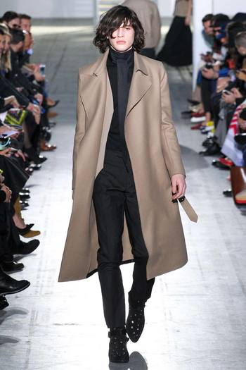 Costume National - Fall / Winter 2015 Menswear - Look 3 of 40 - the perfect look for upcoming winter