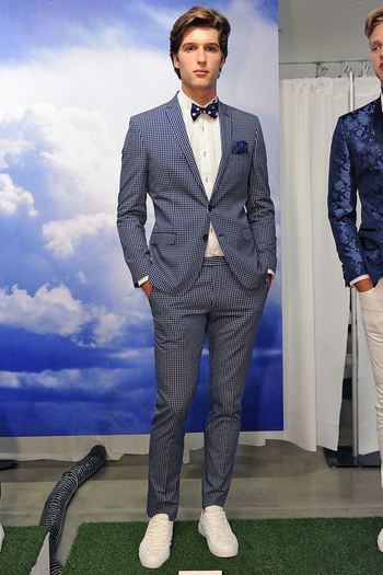 Male Fashion Trends: Nick Graham Spring/Summer 2016 - New York Fashion Week Mens