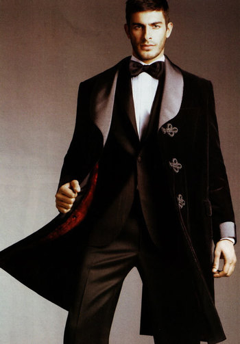 FASHION ESSENTIALS: A Classic Tux | Essential Style for Men.