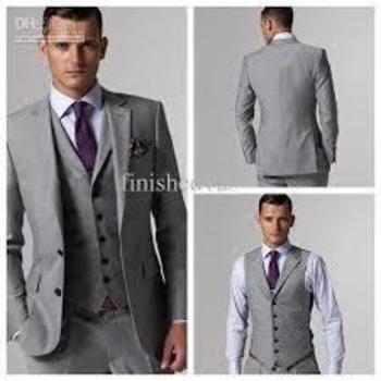 costume mariage gris violet - Recherche Google