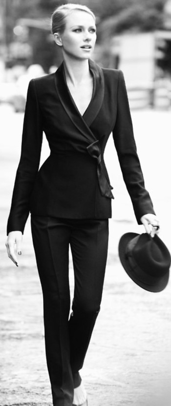 suited style ✤ | Keep the Glamour