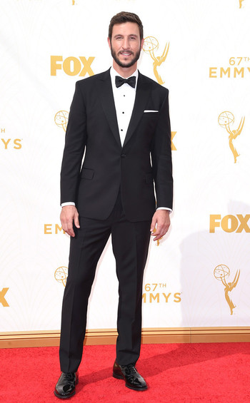 David Oyelowo from Best Dressed Men at the 2015 Emmys