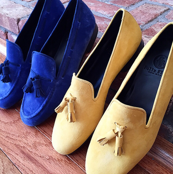 Yellow or blue? FelixFlairShoes@gmail.com