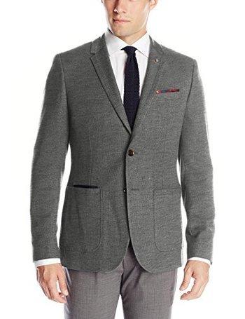 Ted Baker Men's Mini Design Blazer