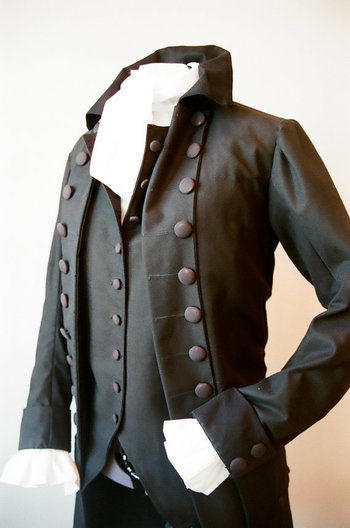Men's 18th Century Coat by HollyChohanDesigns on Etsy