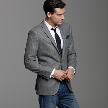 Ludlow sportcoat in English cashmere