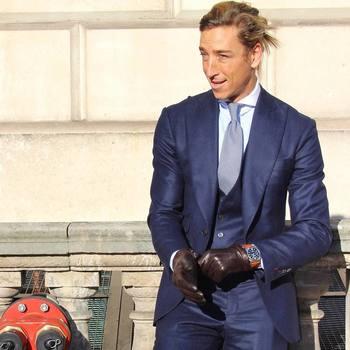 "TOMAS LASO ARGOS on Instagram: ""@absolutebespoke #cashmere #suit"""