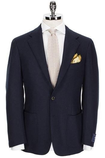 Ring Jacket RE054F36 Moon Wool AMJ03 Sport Coat