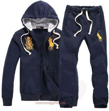 Ralph Lauren polo sweat suit | polo suit in navyblue: Polo Outlet | Buy polo shirts men,polo shirts .