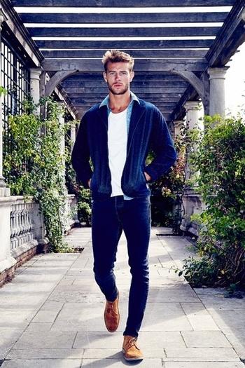 40 Men's fashion Ideas to Look More Attractive