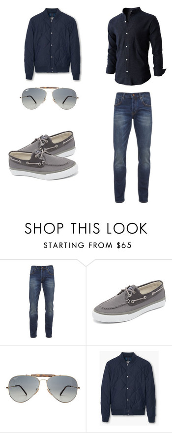 Casual Men's Outfit
