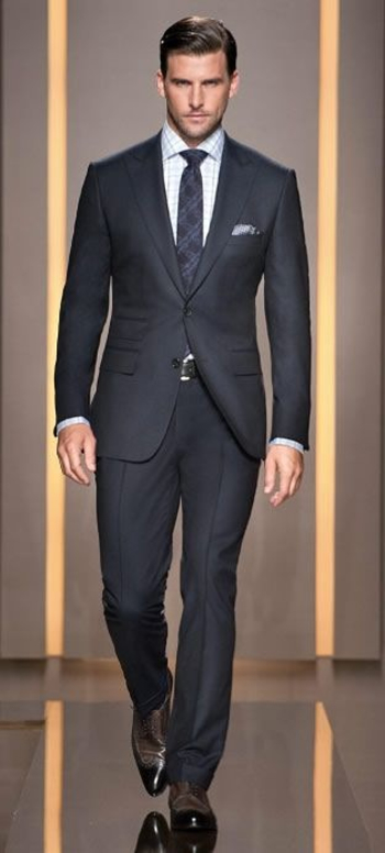 Hugo Boss More suits, style and fashion