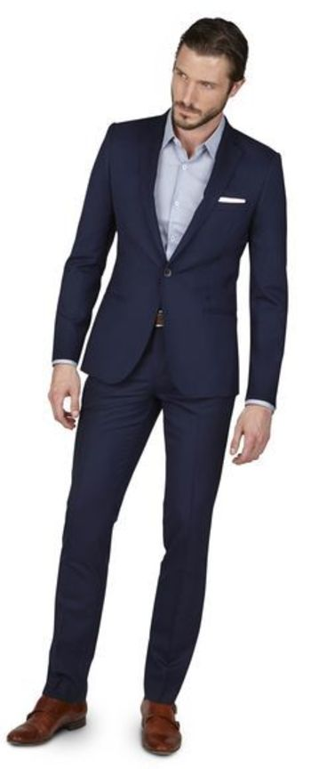 Skinny Fit Suits | Ultra Slim Fit & Fully Fitted Suits