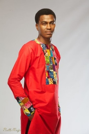A look at Men and African wear