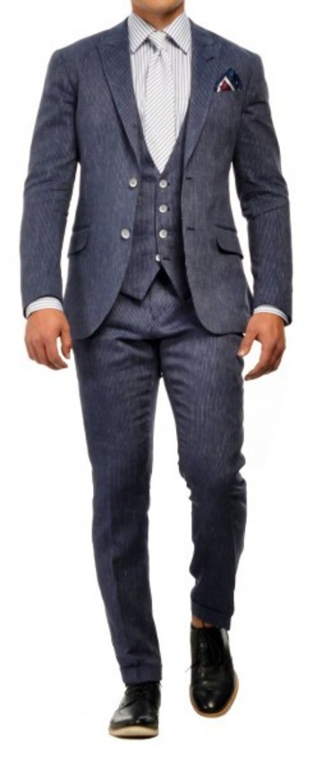 Luxury Suits category