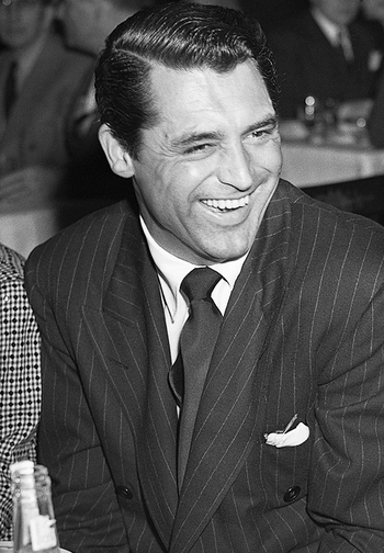 Cary Grant at the 14th Academy Awards