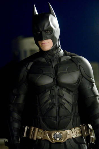 The Dark Knight Photo Gallery - Batman