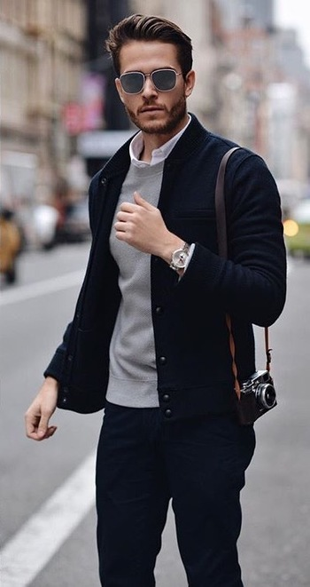 Classic Urban Style For Men.