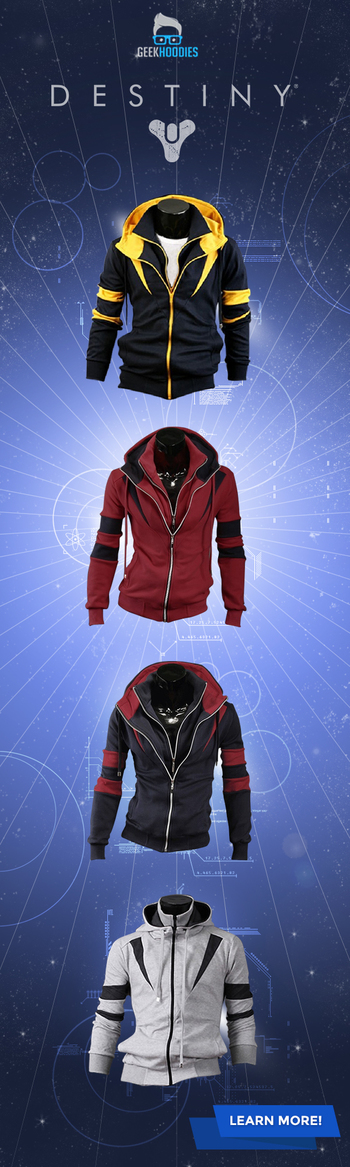 The Destined Hoodie #assassins #geek #menswear Shop