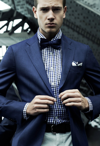 Bowtie i wish my swagger was as cool as this guys yall gonna see me in this in 2013 BELIEVE IT HOMIE!