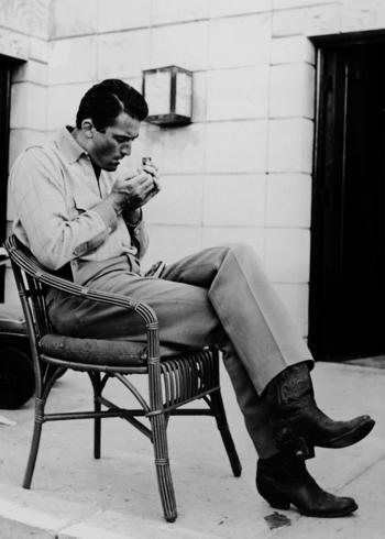 Gregory Peck, c. 1946.