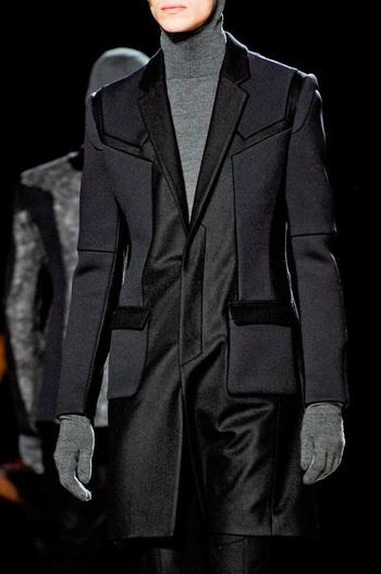 Juun.J is amazing. Not only Tom Browne can make oversized clothing