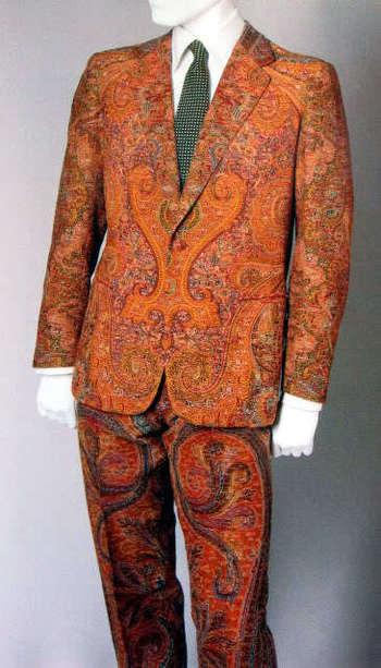 Threads of History: Paisley: A visual history