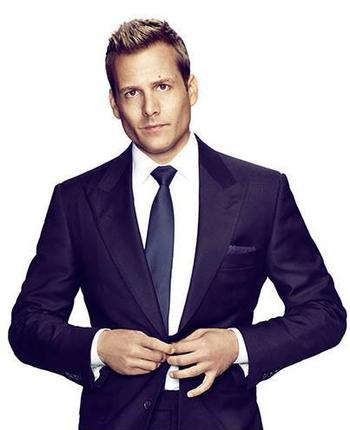 We love ... Men in suits
