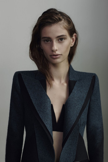 The perfect black blazer with the right