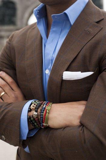 Craving Color - Parisian Gentleman