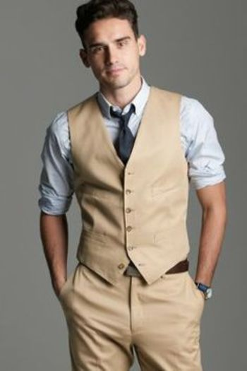 taupe suit with lilac color dress shirt - Google Search
