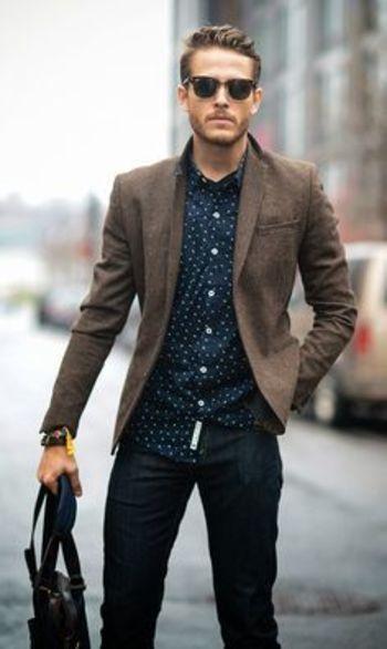 40 Dashing Complete Fashion Ideas For Men