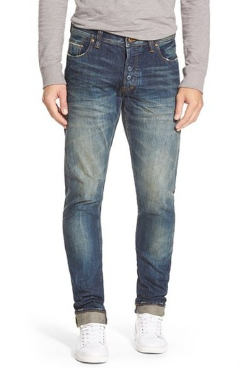 PRPS 'Fury' Slouchy Slim Fit Selvedge Jeans (1 Year Wash) | Nordstrom