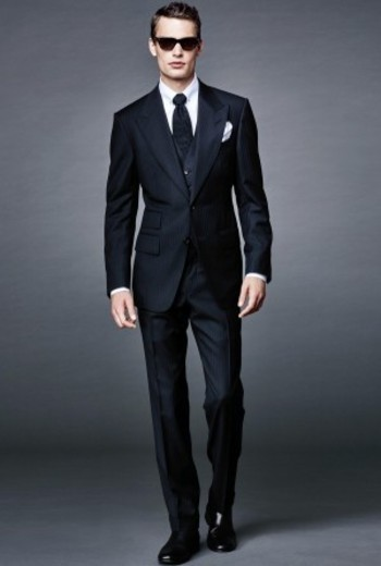 James Bond Suits: Tom Ford 2015 Capsule Collection