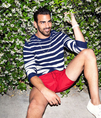 'ANTM' Winner Nyle DiMarco's First-Ever Magazine Spread Is Here
