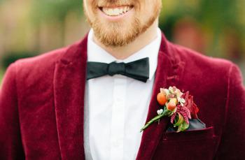 Jewel Tone Wedding Moments to Love