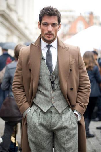 Camel Coat. Swag.