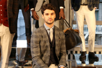 Layering like a Gentleman with Suit Supply at NYFWM