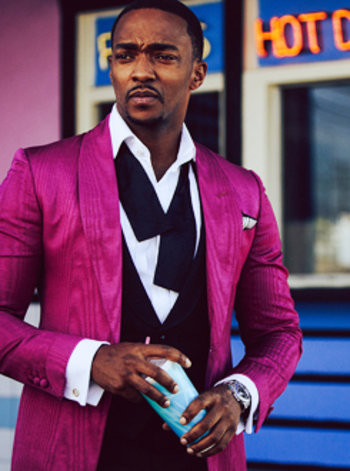 Anthony Mackie, Well Suited Superhero
