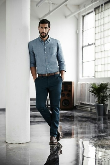 40 Professional Work Outfits For Men To Try In 2016 - Fashion 2016
