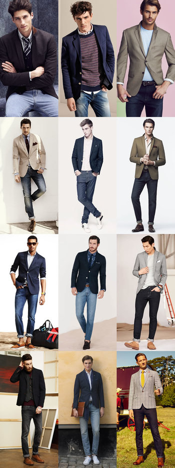 4 Great Contrasting Outfit Combinations