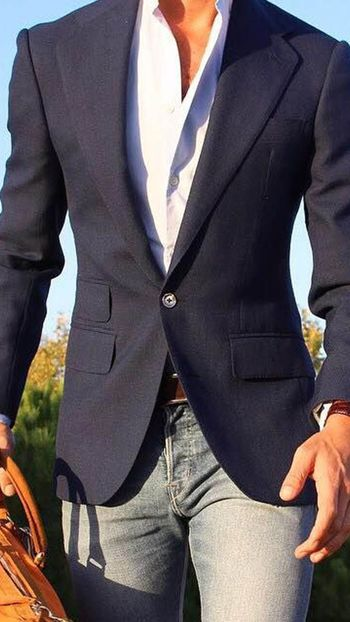 How To Rock Business Casual Attire For Men With Balance - Men's Fashion and Lifestyle Magazine - ZeusFactor - Jewelry Sales