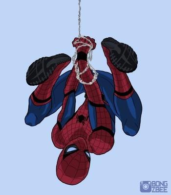 Be careful #SPIDERMAN! #FANJACKETS
