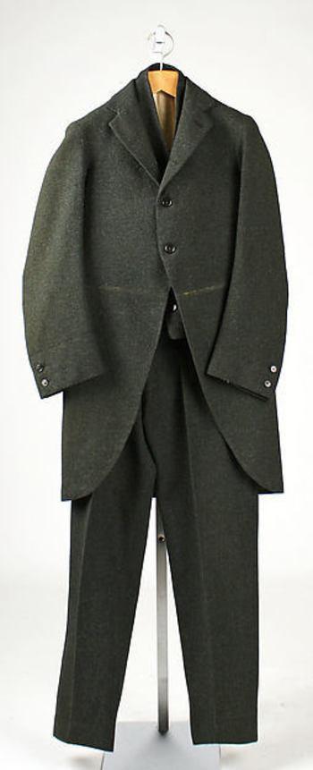 Suit   American or European   The Metropolitan Museum of Art