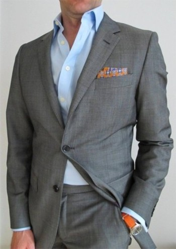 How to Wear a Grey Suit (204 looks) | Men's Fashion