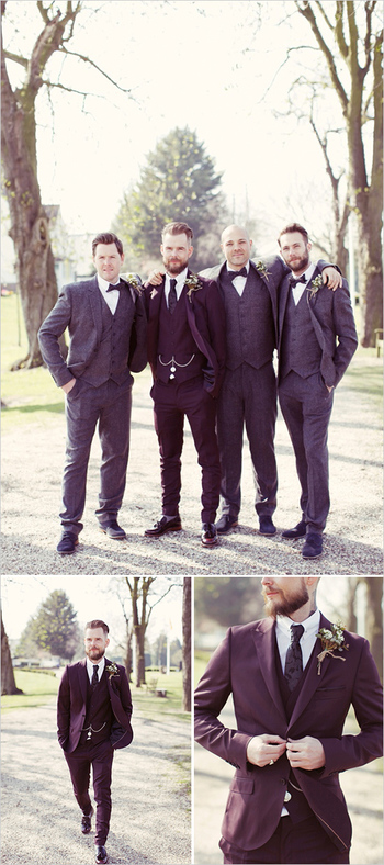 Heart Filled Rustic Wedding